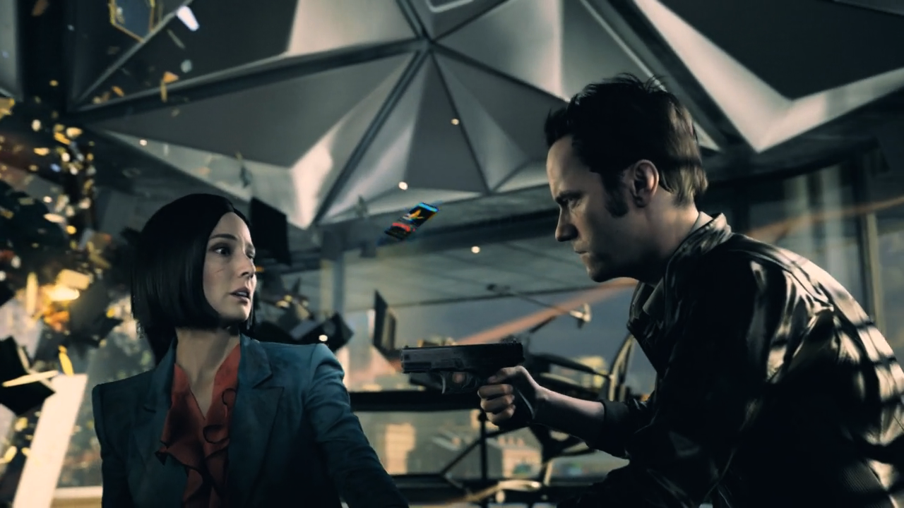 Quantum Break E3 Teaser